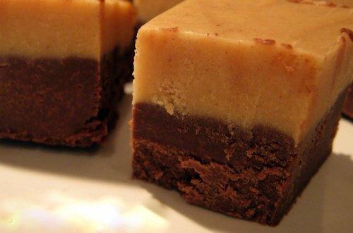 Chocolate Bourbon Peanut Butter Single-Layer Cake Recipe