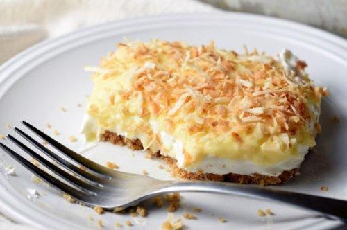 Coconut Cream Lush (20-Minute Dessert)