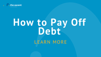 How to Pay Off Debt   The Ascent