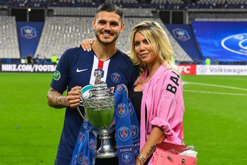 PSG : Mauro Icardi viré, Wanda Nara l'insulte et divorce !