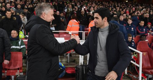 Arsenal supporters agree that Arteta is a better coach than Solskjaer