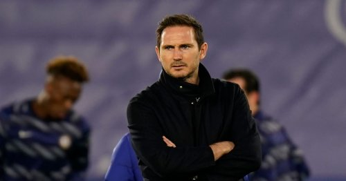 Former Chelsea boss Frank Lampard on the shortlist for West Brom job