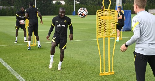 Tuchel continues Kante tradition as Chelsea continue preparations for new season