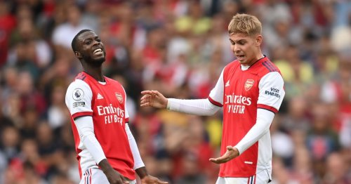 Arsenal reporters' XI as Arteta drops new formation but Pepe misses out
