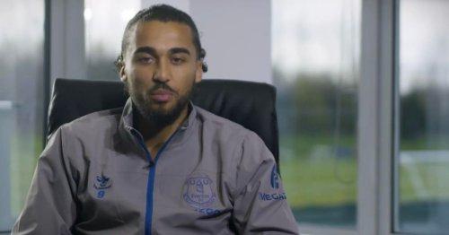 Calvert-Lewin has said he wants Champions League football amid Arsenal links