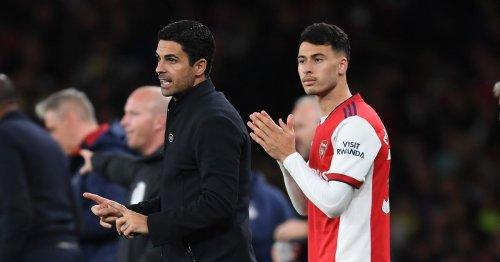 Mikel Arteta could hand Gabriel Martinelli start for Leeds United clash