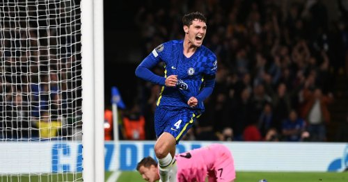 Christensen proves Tomasson right after just nine minutes with Chelsea goal