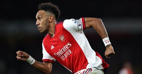 Mikel Arteta explains key Pierre-Emerick Aubameyang change that's helped Arsenal