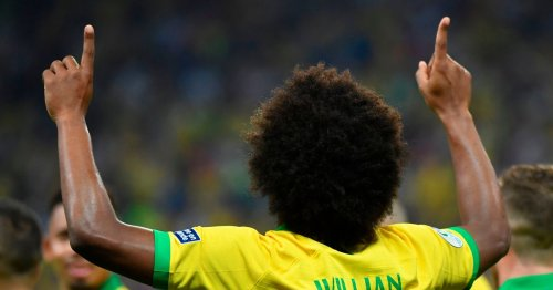 The 'very important' journey Willian went on this summer