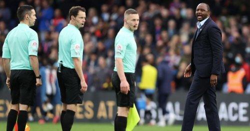 Patrick Vieira bemoans 'harsh' VAR decision against Newcastle