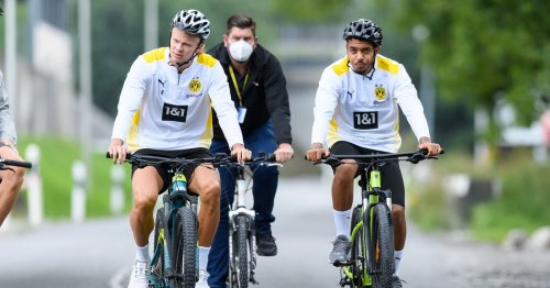 Chelsea fans believe Haaland could leave Dortmund as Malen starts training early