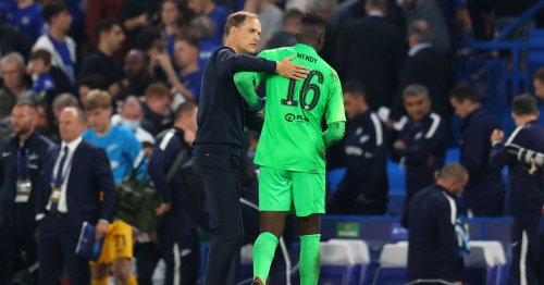 Thomas Tuchel has admitted he does not like Edouard Mendy being in the spotlight