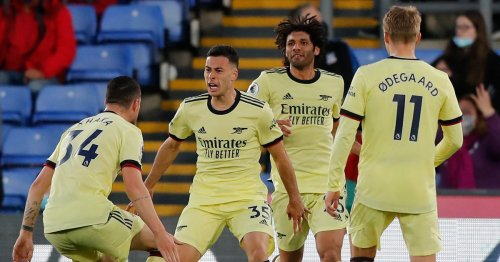 Gabriel Martinelli set for more game time at Arsenal amid Mikel Arteta praise
