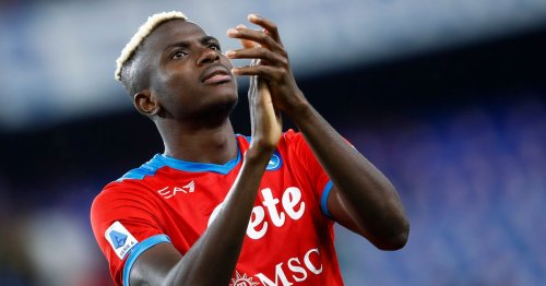 Arsenal were reportedly close to signing Victor Osimhen ahead of Napoli move