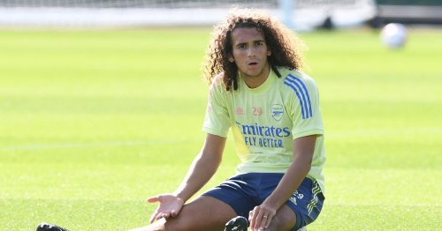 Guendouzi has been urged to show his full potential to save rocky Arsenal career