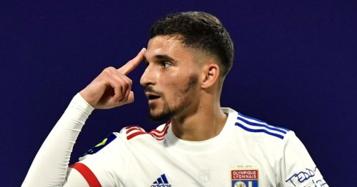 A creative midfielder like Houssem Aouar is a priority signing for Arsenal