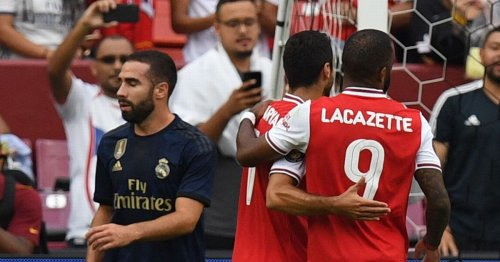 Arsenal can use Lacazette to sign Real Madrid assets this January