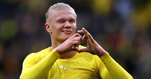 Erling Haaland reportedly demanding £500k per week to leave Borussia Dortmund