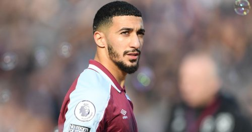Said Benrahma could miss up to eight West Ham matches during the 2022 AFCON