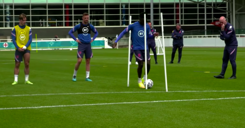 Five things spotted in England training as Grealish links with Chelsea's James