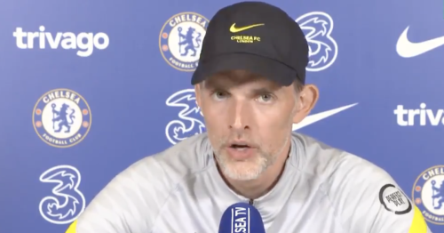 Thomas Tuchel blames his team selection for Chelsea's defeat to Man City