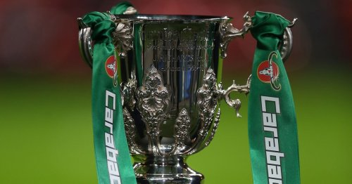 Carabao Cup 4th round draw recap as clubs discover 4th round opponents