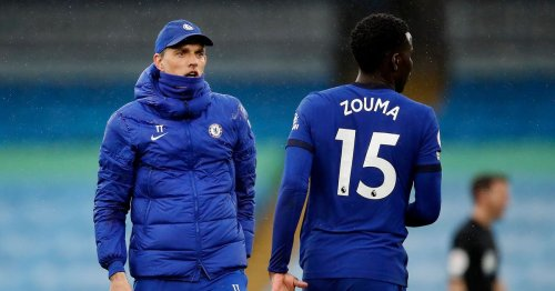 Tuchel admitted in May he was 'unfair' on Kurt Zouma amid Kounde swap rumours