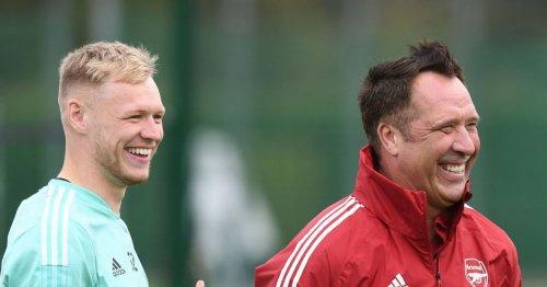 Arsenal legend David Seaman heaps praise on new keeper Aaron Ramsdale