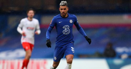 Emerson Palmieri nearly joined Napoli instead of Lyon before Chelsea exit