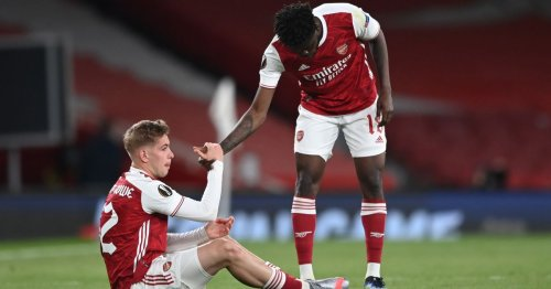 Arsenal expected XI vs Burnley as Partey returns but Smith Rowe misses out