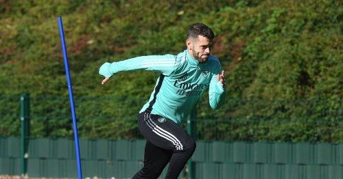 Wilshere says Arteta has a clear philosophy on Arsenal training ground