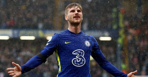 Merson thinks Werner should start for Chelsea as Blues tipped to beat Brentford