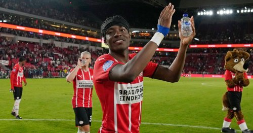 Former Tottenham youngster Noni Madueke valued at £20m amid transfer rumours
