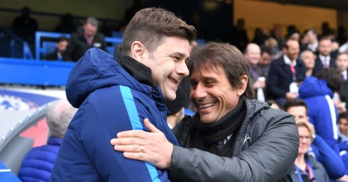 Antonio Conte and Mauricio Pochettino among favourites for Manchester Utd job