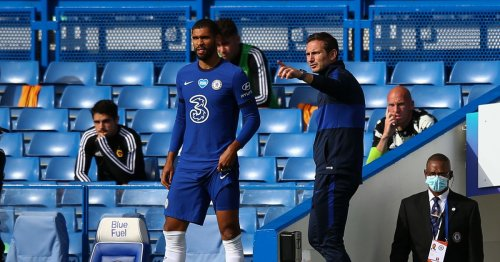 Chelsea reportedly looking to offload Loftus-Cheek despite Lampard's reassurance