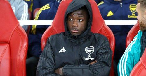 Pepe's Arsenal future uncertain after Smith Rowe & Saka dominance