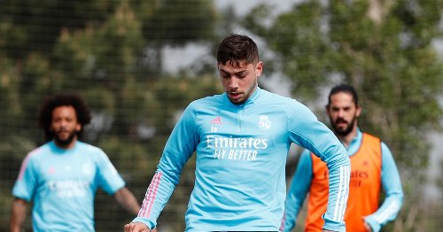 Valverde cleared to play for Real Madrid v Chelsea after negative Covid tests