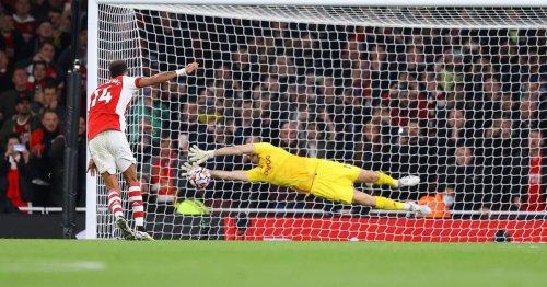 Martinez kept his promise by saving Aubameyang penalty against Arsenal