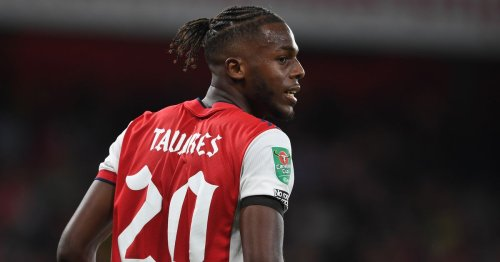 Tavares told how to overthrow Tierney after standout performance in Arsenal win