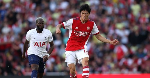 Takehiro Tomiyasu showed Tottenham what they missed out on in North London Derby