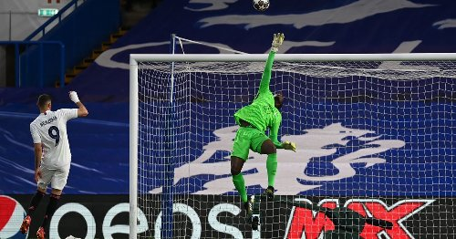 Chelsea fans hail 'world class' Edouard Mendy after Real Madrid display