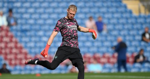 Ian Wright believes Aaron Ramsdale's distribution sets him apart from Bernd Leno