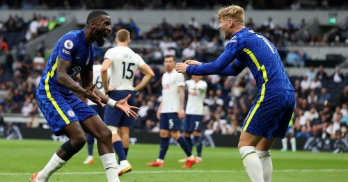 Timo Werner and Reece James should start versus for Chelsea Manchester City