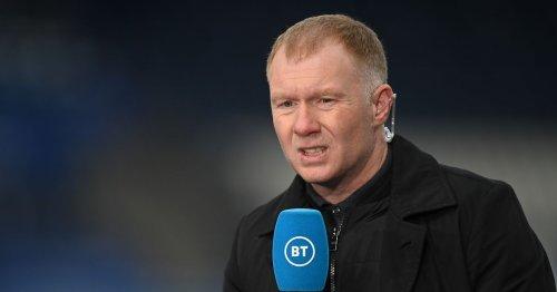 Paul Scholes criticises Chelsea defence despite victory against Brentford