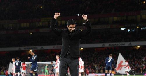 Every word Mikel Arteta said after Arsenal's dominant win vs Aston Villa