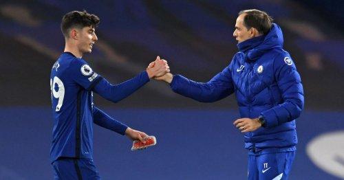 Thomas Tuchel says Kai Havertz must take the next step at Chelsea after Euros