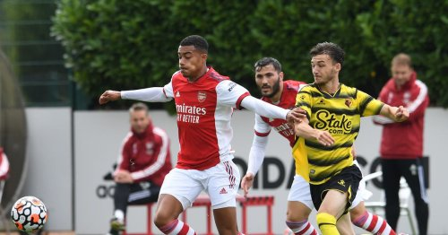 Miguel Azeez unlikely to go on loan after impressing in Arsenal pre-season