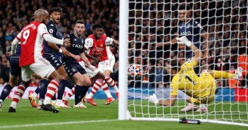 Arsenal supporters love Lacazette's passionate celebration after Partey goal
