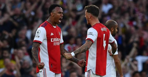 Tony Adams says Ben White was exceptional in Arsenal's win over Tottenham