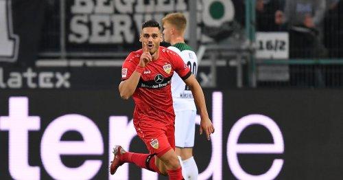 Arsenal fans rave about Konstantinos Mavropanos after goal for Stuttgart